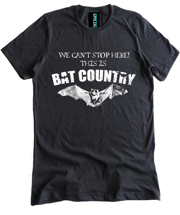 Hunter S. Thompson Bat Country Premium Shirt by Epicdelusion
