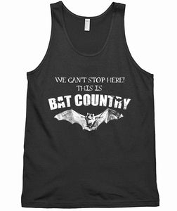 Hunter S. Thompson Bat Country Tank Top by Epicdelusion