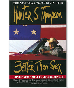 Better Than Sex Paperback Book