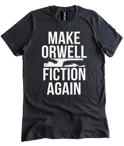 Make Orwell Fiction Again Premium Shirt by Epicdelusion