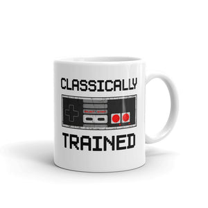 Classically Trained Coffee Mug by Epicdelusion