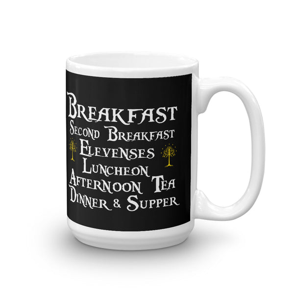 LOTR Second Breakfast Coffee Mug