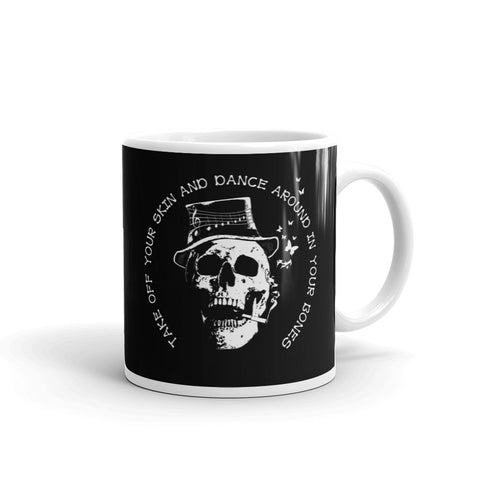 Tom Waits Coffee Mug by Epicdelusion