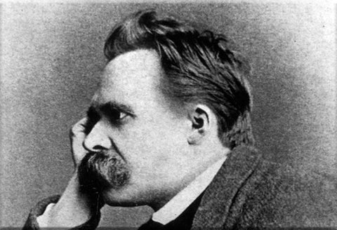 Nietzsche Magnet by Epicdelusion
