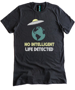 No Intelligent Life Detected Premium Shirt