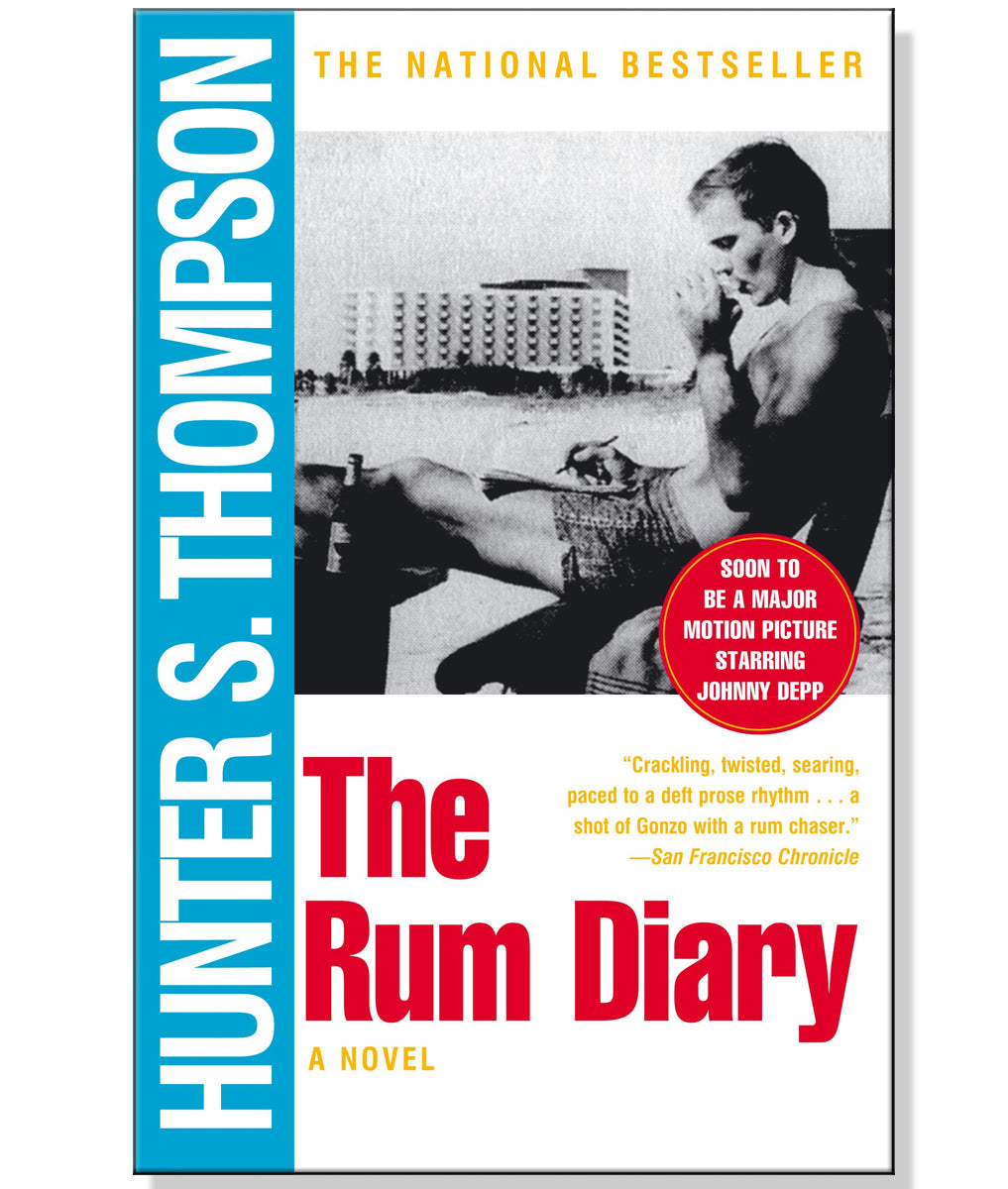 The Rum Diary by Hunter S. Thompson