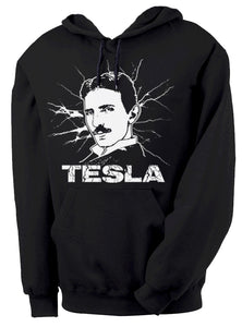 Tesla Hoodie by Epicdelusion