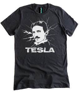 Tesla Premium Shirt by Epicdelusion