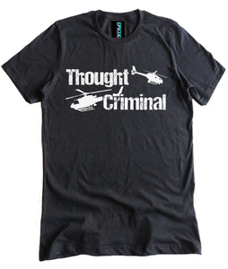 Thought Criminal Premium Shirt by Epicdelusion
