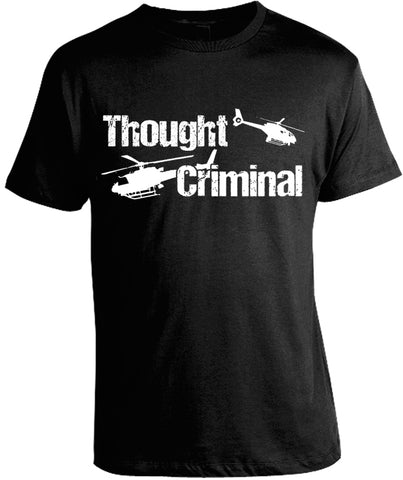 Thought Criminal Shirt by Epicdelusion