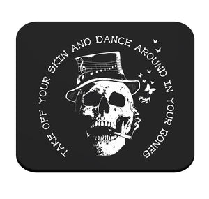Tom Waits Premium Mouse Pad by Epicdelusion