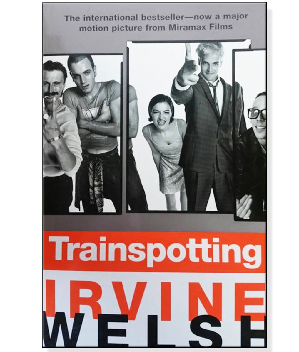 Trainspotting Book by Irvine Welsh