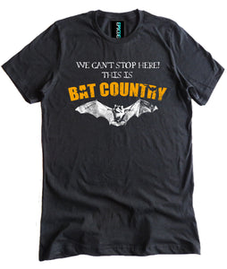 We Can't Stop Here This is Bat Country Premium Shirt by Epicdelusion