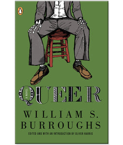 Queer a Novel by William S. Burroughs
