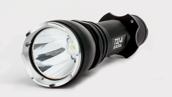 J5 Tactical 732-A 935 Lumens Flashlight