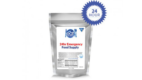 24 Hour Food Storage