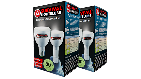 Survival Light Bulb