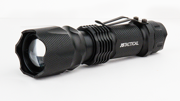 J5 Tactical V1 PRO 300 Lumens Flashlight
