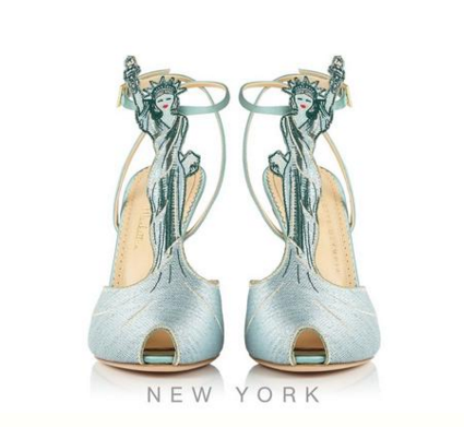 Charlotte Olympia New York pumps
