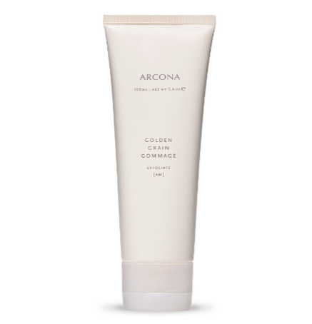 Arcona Golden Grain Gommage, $46