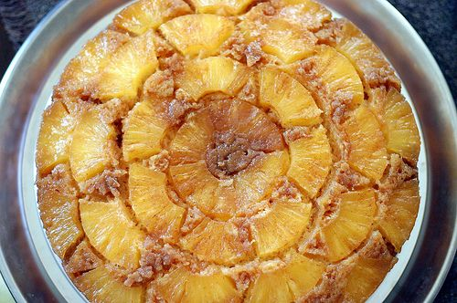 Smitten Kitchen pineapple upside down cake