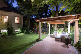 How to Utilize Landscape Lighting