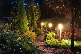 A Beginner's Guide to Choosing a Landscape Lighting Service