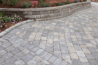 How Can Installing Keystone Pavers Improve the Curb Appeal of My Home?