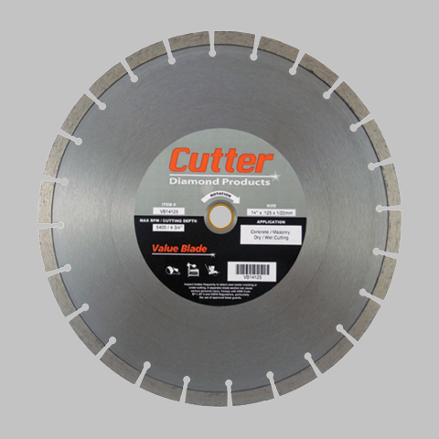 Cutter General Purpose Diamond Blade (Value)