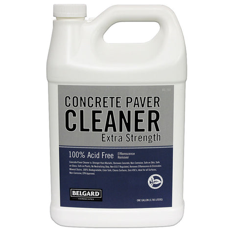 BG-150 Extra Strength Paver Cleaner & Efflorescence Remover