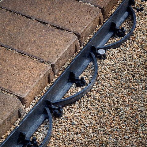 Paver Edging & Restraint Castle Guard 8'