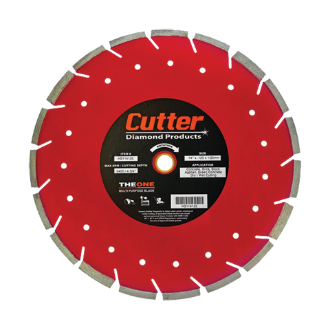 Cutter Multi-Purpose Diamond Blade (The One)
