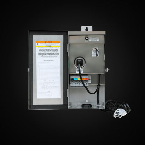 150W Landscape Lighting Transformer