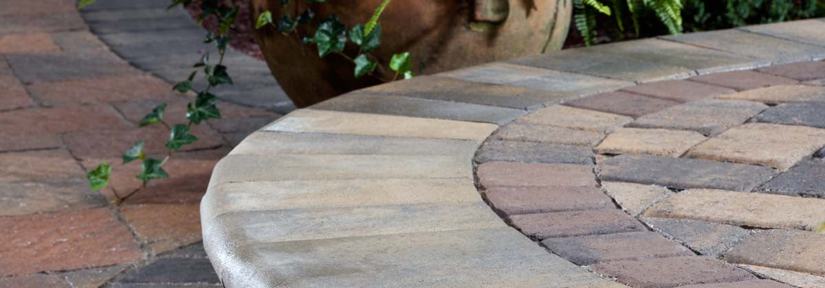 Marina Coping Bullnose Pavers