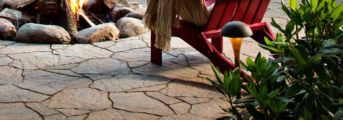 Mega-Arbel Patio Slab Pavers