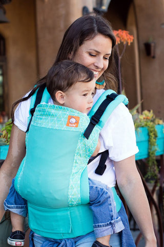 Baby Tula Ergonomic Baby Carrier Lifestyle Coast Mesh - Lollypop Kids