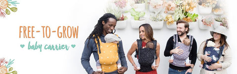 Baby Tula Free To Grow baby carrier