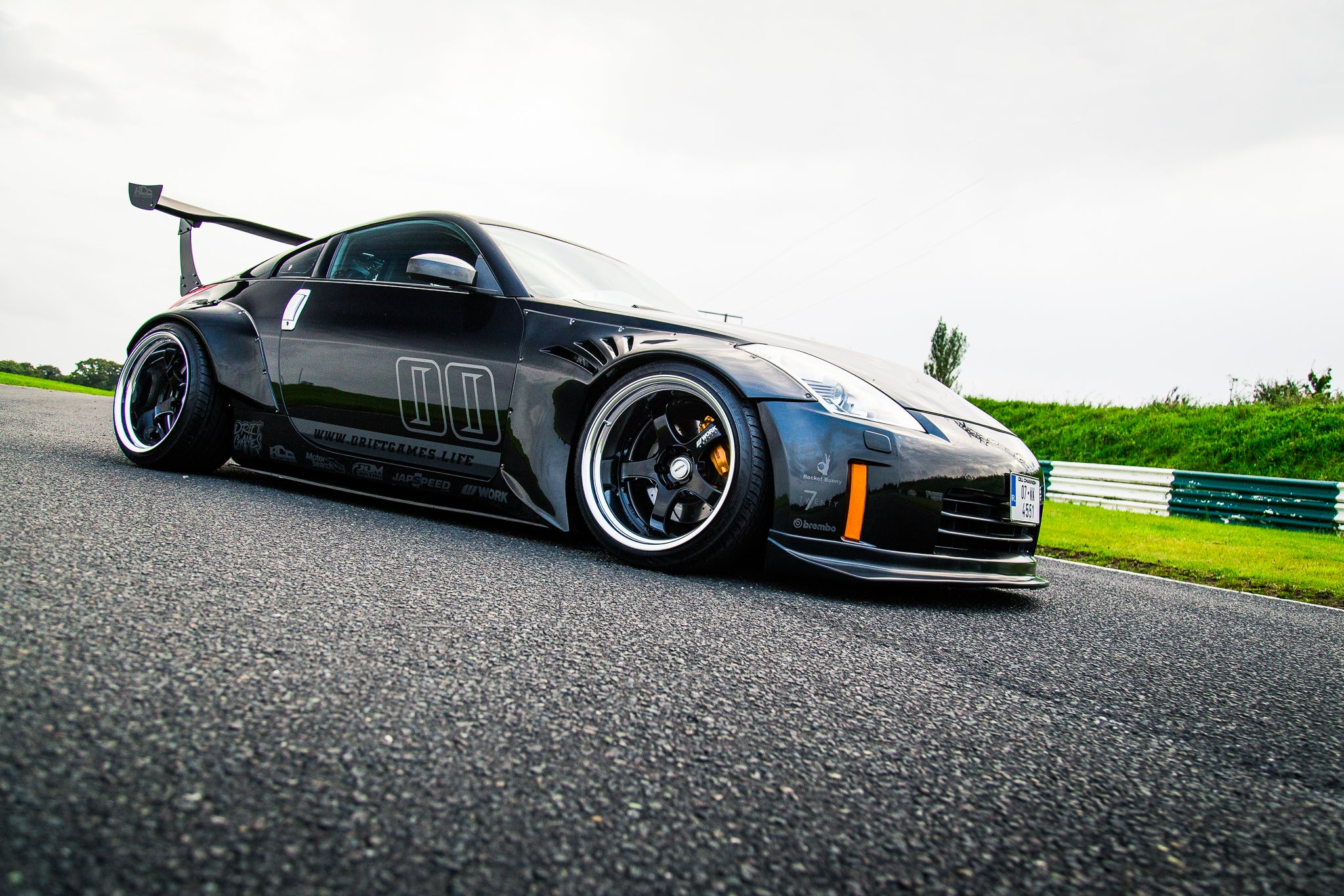 The 00 Edition Nissan 350z – Drift Games