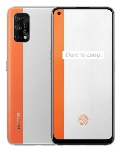 Realme 7 Pro Sun Kissed Leather Edition