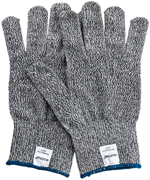 Moichef© Cut Resistant Kitchen Gloves (Level 5) - Best Protection from Steel/Ceramic Knives & Mandolines