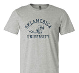 Oklamerica University Short Sleeve Tees
