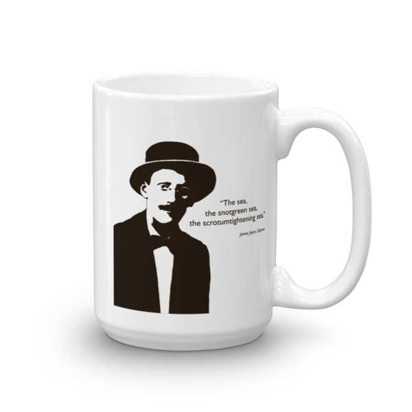 James Joyce - The Sea... Mug