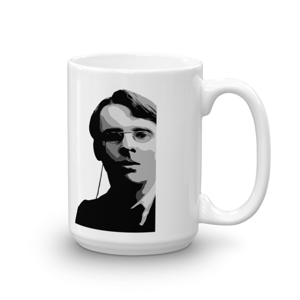 W.B. Yeats - Being Irish Mug - SíosBóx T-Shirts