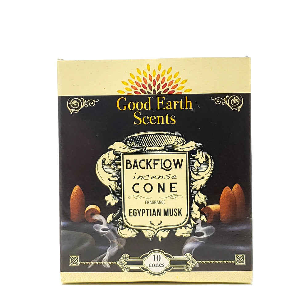 Backflow Incense Cones - Dhupa
