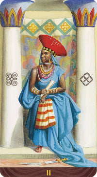 Load image into Gallery viewer, African American Tarot