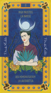 Load image into Gallery viewer, Frida Kahlo Tarot