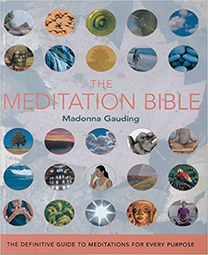 Load image into Gallery viewer, The Meditation Bible, By Madonna Gauding