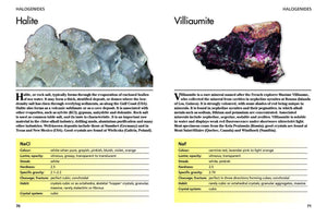 Minerals and Gemstones, By Dr. David Cook & Dr. Wendy Kirk