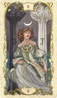 Load image into Gallery viewer, Tarot Mucha