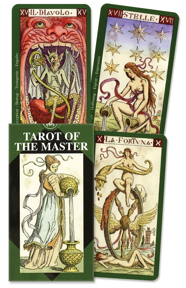 Tarot of the  Master